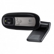 WebCam LOGITECH C170 Negro (960-001066)