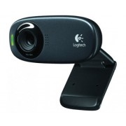 WebCam LOGITECH C310 HD Negro (960-001065)