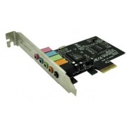 Sound Card APPROX PCIE 5.1 (APPPCIE51)