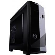 PC Case HIDITEC M10 PRO 2usb3.0 mATX Black (CHA010021)
