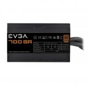 Fuente EVGA 700W 80+ Bronze 12cm (100-BR-0700-K2)