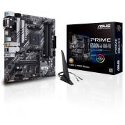 ASUS PRIME B550M-A: (AM4) 4DDR4 HDMI DVI mATX