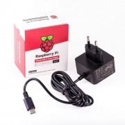 Fuente RASPBERRY PI4 USB-C 5.1V 3A White (1873421)