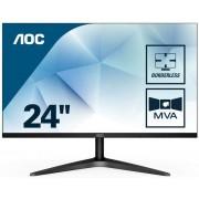 "Monitor AOC LED 23.6"" FullHD HDMI VGA (24B1H)"