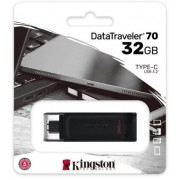 Pendrive KINGSTON Datatraveler70 32Gb USB-C DT70/32GB