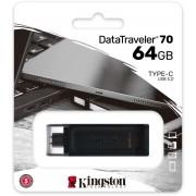 Pendrive KINGSTON Datatraveler70 64Gb USB-C DT70/64GB