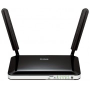 Router D-Link Móvil WiFi b/g/n 4ptos 4G LTE (DWR-921)