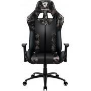 Chair Gaming THUNDERX3 BLACK HAWK+cushions (BC3CAMOGR)