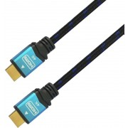 Cable AISENS HDMI V2.0 Premium A/M-A/M 1m (A120-0356)