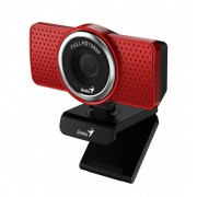 Webcam Genius ECAM 8000 FullHD Red (32200001401)