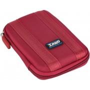 """Funda TOOQ para caja externa 2.5"""" Red (TQBC-E2502)"""