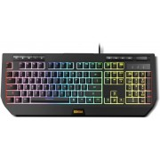 Keyboard Gaming KROM Semimechanical RGB Usb (NXKROMKUMA)