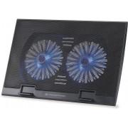 "Laptop Cooler CONCEPTRONIC up to 17"" (THANA02B)"