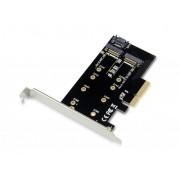 Controladora CONCEPTRONIC PCIe 2SSD M2 (EMRICK04B)