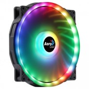 Fan cooler AEROCOOL Duo ARGB 200mm (DUO20)