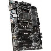 MSI B450-A PRO MAX:(AM4) 4DDR4 HDMI DVI ATX