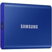 SSD SAMSUNG 500Gb PSSD T7 Usb3.2 Blue (MU-PC500H/WW)