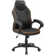 Gaming Chair MARS GAMING MGCX ONE Orange/Black (MGCXONEBO)