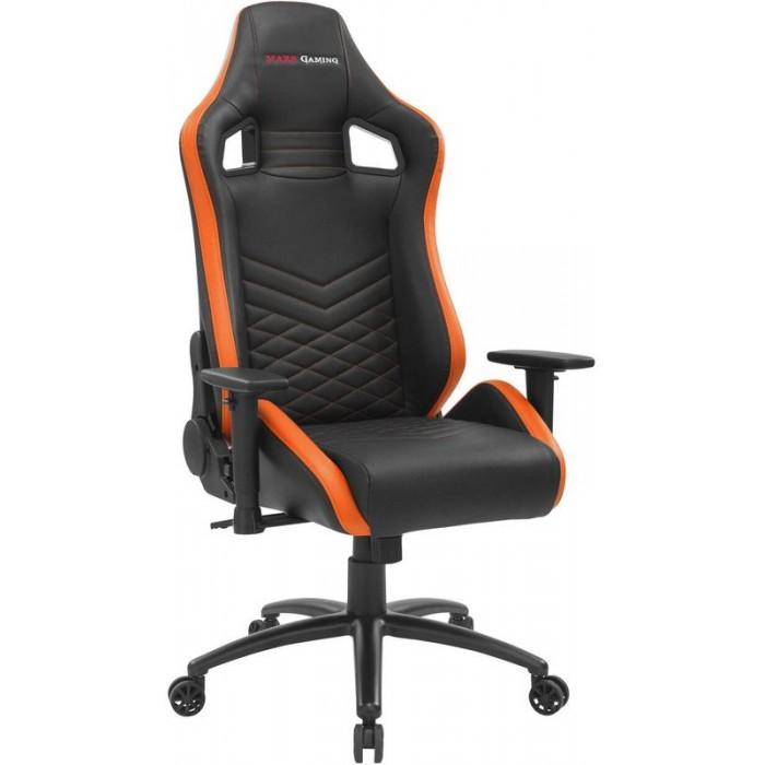 Gaming Chair MARS GAMING NEO Black/Orange (MGCXNEOBO)