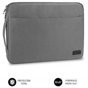 "Sleeve SUBBLIM Urban Laptop Sleeve 15.6"" Grey (LS-0PS0102)"