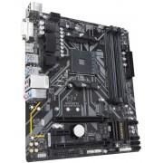 GIGABYTE GA-B450M DS3H V2:(AM4) 4DDR4 DVI HDMI