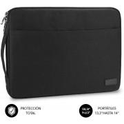 "Sleeve SUBBLIM Urban Laptop Sleeve 14"" Black (LS-0PS0001)"