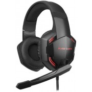 Headsets+Micro Mars Gaming 7.1 USB Black (MHXPRO71)