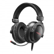 Headsets+ Micro Mars Gaming 7.1 RGB Usb Black (MH4X)