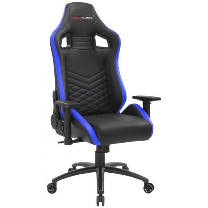 Chair Mars Gaming NEO Black/Blue (MGCXNEOBBL)