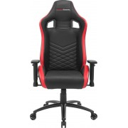 Chair Mars Gaming NEO Black/Rojo (MGCXNEOBR)
