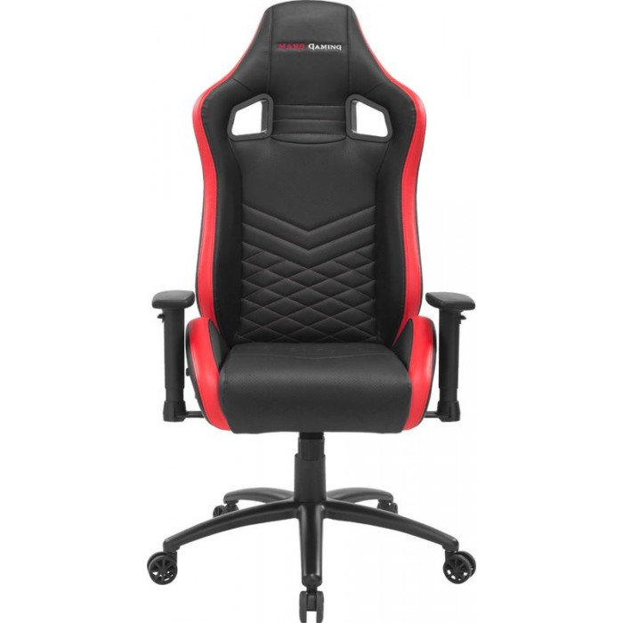 Chair Mars Gaming NEO Black/Rojo (MGCXNEOBR)