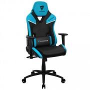 Gaming Chair Thunderx3 TC5 Negra y Blue (TC5BB)