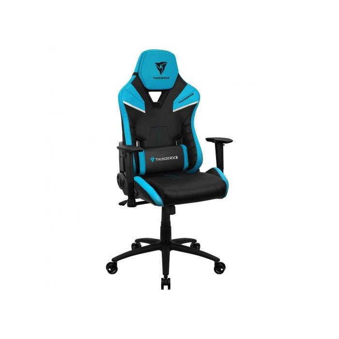 Gaming Chair Thunderx3 TC5 Negra y Blue (TC5BB)