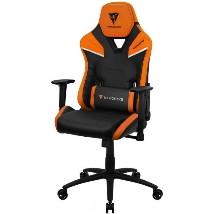 Gaming Chair Thunderx3 TC5 Negra y Naranja (TC5BO)