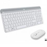 Keyboard+Mouse LOGITECH MK470 Slim Wireless (920-009199)