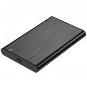 """HDD Enclosure AISENS 2.5"""" SATA a Usb3 Black (ASE-2525B)"""