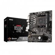 MSI B550M-A PRO:(AM4) 2DDR4 HDMI DVI MATX