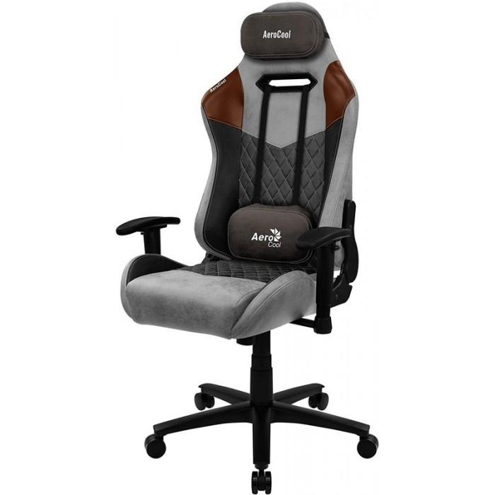Chair Gaming AEROCOOL DUKE Grey (DUKEGREY)