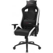 Chair Mars Gaming NEO Black/White (MGCXNEOBW)