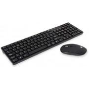 Keyboard + mouse CONCEPTRONIC Wireless Black (ORAZIO01ES)