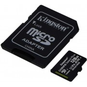 KINGSTON Micro SD HC Canvas 128Gb (SDCS2/128GB)