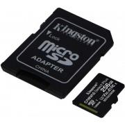 KINGSTON Micro SD HC Canvas 256Gb (SDCS2/256GB)