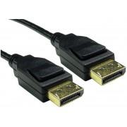 Cable AISENS Displayport DP/M-DP/M 2m black (A149-0390)