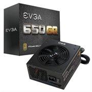 Power supply EVGA 650GQ 650W 13.5cm 80 Gold (210-GQ-0650-V2)
