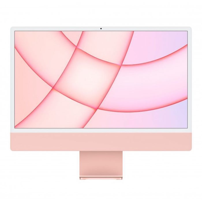 "Apple iMac 24"" Chip M1 8Gb 256Gb Pink (MJVA3Y/A)"