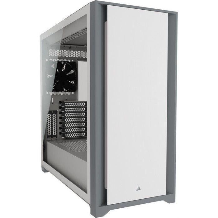 Case CORSAIR 5000D ATX White (CC-9011209-WW)