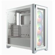 Case CORSAIR iCUE 4000X ATX White (CC-9011205-WW)
