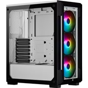 Case CORSAIR iCUE 220T RGB White (CC-9011191-WW)