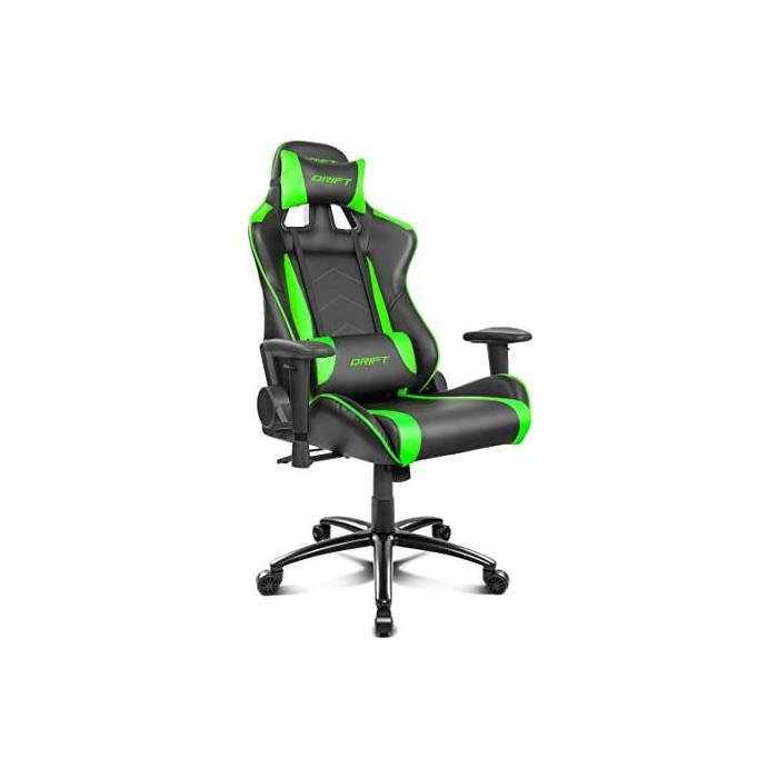 Gaming chair Drift DR150 black/green (DR150BG)