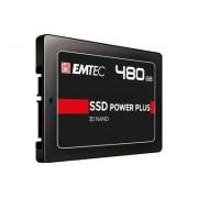 SSD EMTEC Power Plus X150 480Gb (ECSSD480GX150)